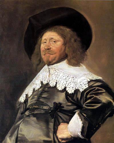 Frans Hals - Claes Duyst van Voorhout