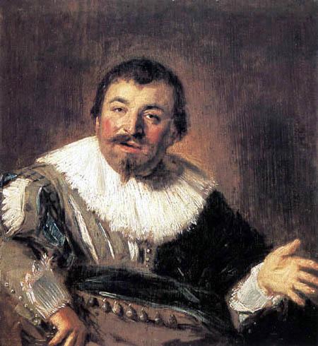 Frans Hals - Isaac Abrahamsz Massa
