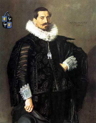 Frans Hals - Jacob Pietersz Olycan