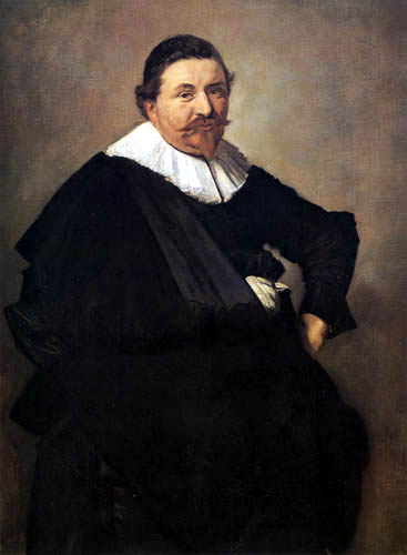 Frans Hals - Lucas de Clercq