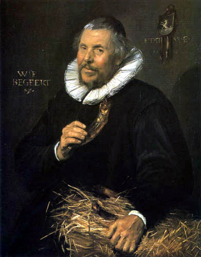 Frans Hals - Pieter Cornelisz van der Morsch