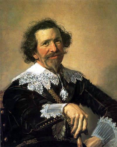 Frans Hals - Pieter van den Broecke