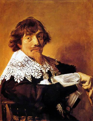 Frans Hals - Nicolaes Hasslaer