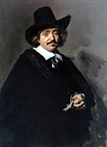 Frans Hals - Portrait de un homme