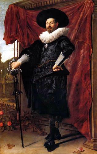 Frans Hals - Willem van Heythuysen