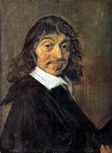 Frans Hals - René Descartes