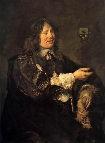 Frans Hals - Stephanus Geraerdts