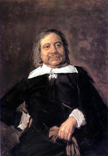 Frans Hals - Willem Croes
