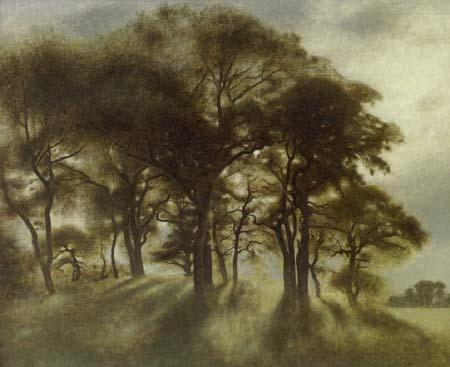 Vilhelm Hammershøi - Paysage