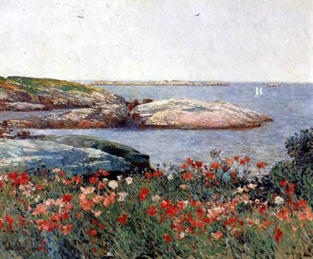 Childe Hassam - Mohnblumen, Isles of Shoals