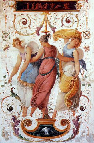 Francesco Hayez - Weibliche Figuren