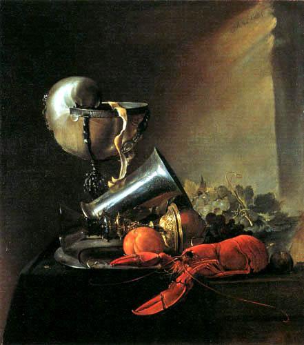 Jan Davidsz de Heem - Still Life with a Cup