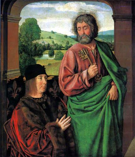 Jean Hey - Pierre II., Herzog von Bourbon