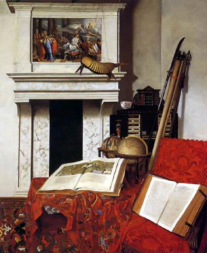 Jan van der Heyden (Heyde) - Raritys