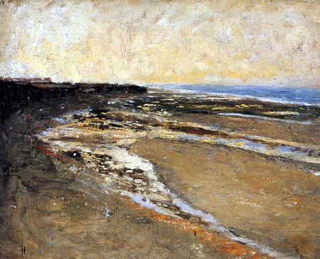 Carl Fredrik Hill - Beach of Luc sur Mer