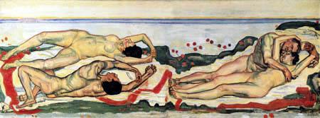 Ferdinand Hodler - Liebe