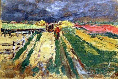 Theodor von Hörmann - Landscape