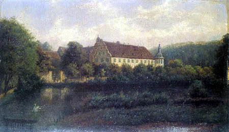 Heinrich Hofmann - Schloss Kranichstein