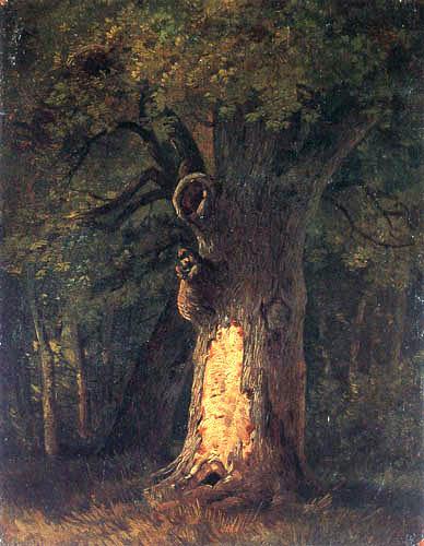 Heinrich Hofmann - Oak