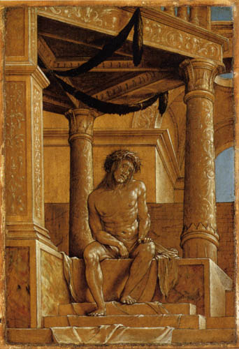 Hans Holbein the Younger - Jesus Christ