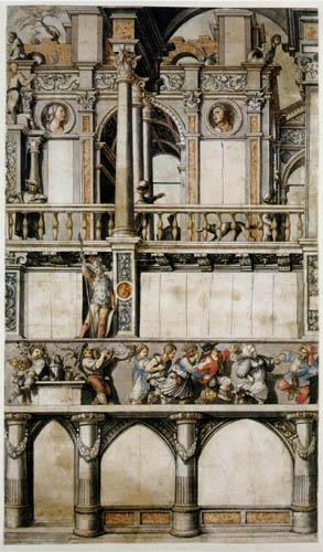 Hans Holbein der Jüngere - Kopie nach Holbein 'zum Tanz'