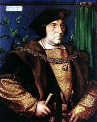 Hans Holbein the Younger - Portrait of Sir Henry Guildford