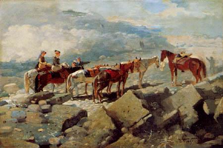 Winslow Homer - Mount Washington