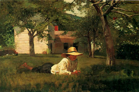 Winslow Homer - The Nooning