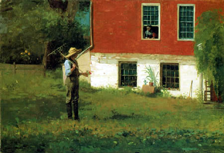 Winslow Homer - The Rustics