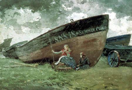 Winslow Homer - Summer Cloud