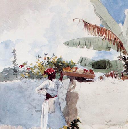 Winslow Homer - Rest
