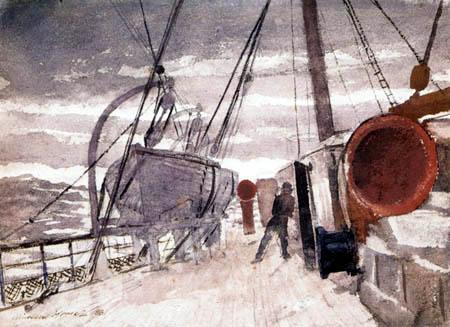 Winslow Homer - Marine