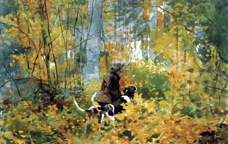 Winslow Homer - Auf dem Weg