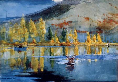Winslow Homer - Ein Oktobertag