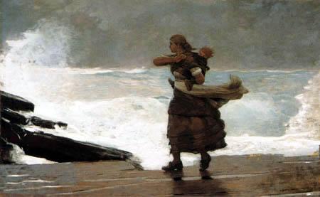 Winslow Homer - Tempête