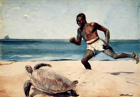 Winslow Homer - Rum Cay