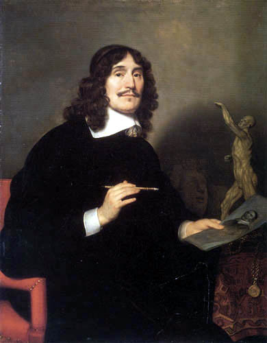 Gerard van Honthorst - Portrait d'un artiste