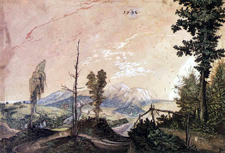 Wolf Huber - Foothills of the Alps