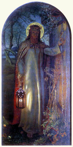 William Holman Hunt - The Light of the World