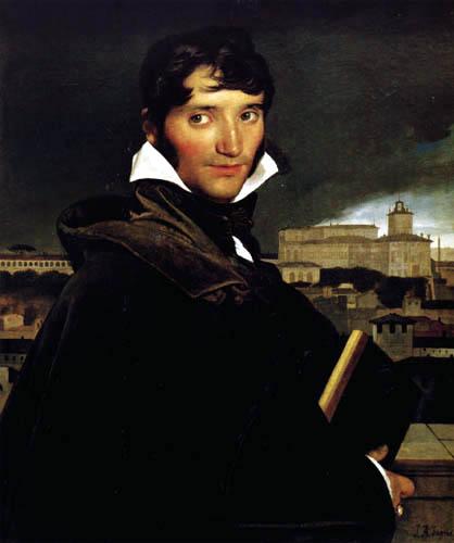 Jean-Auguste-Dominique Ingres - Francois-Marius Granet