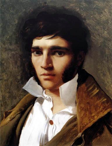 Jean-Auguste-Dominique Ingres - Der Bildhauer Paul Lemoyne