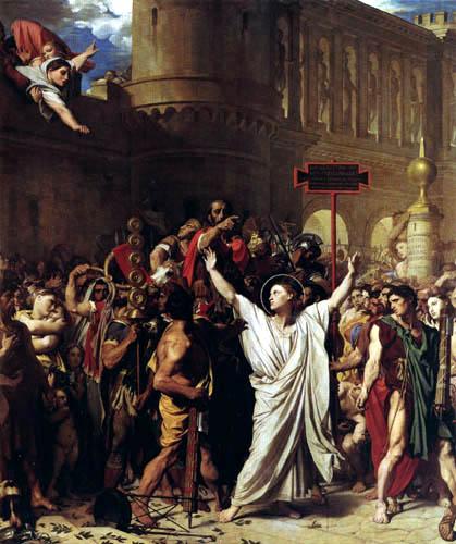 Jean-Auguste-Dominique Ingres - Das Martyrium des hl. Symphorian