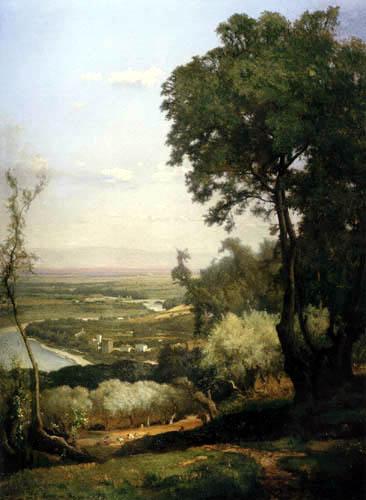 George Innes - Perugia