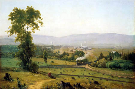 George Innes - Lackawanna Valley