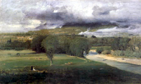 George Innes - Saco Ford: Conway Meadows