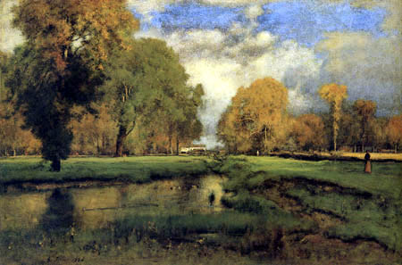 George Innes - October