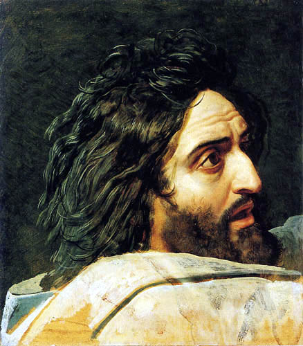 Alexander Andrejewitsch (Andreievich) Iwanow (Ivanov) - Head of St John the Baptist