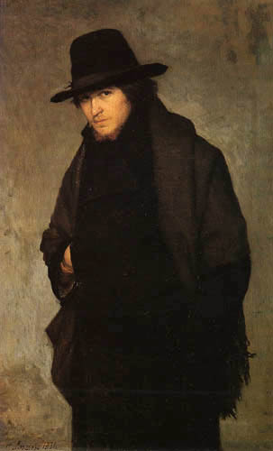 Nikolai (Nikolaj) Alexandrowitsch Jaroschenko - Der Student