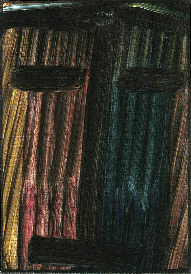 Alexej Georgewitsch Javlenski - Grosse Meditation