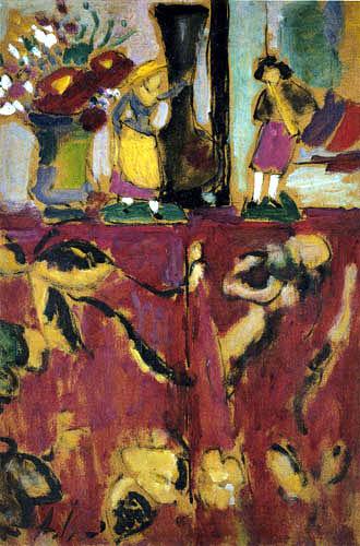 Alexej Georgewitsch Javlenski - Atelier Stilleben